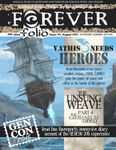 Issue: Forever Folio (Issue 4 - Aug 2015)