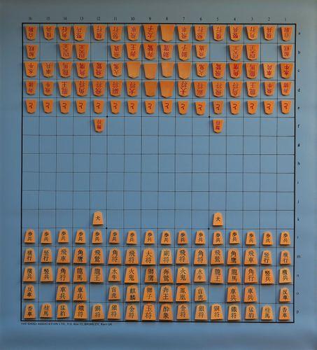 Board Game: Tenjiku Shogi