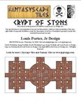 RPG Item: Fantasyscape Tiles: Crypt of Stone
