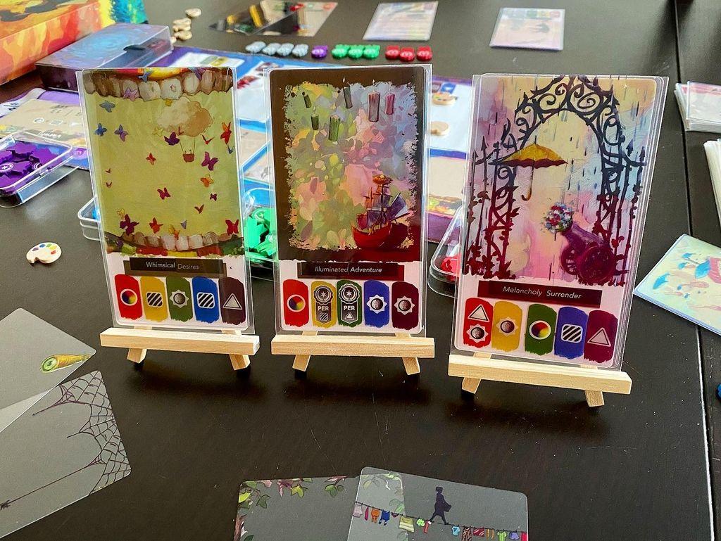 Board Game: Canvas