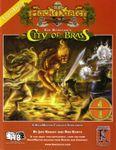 RPG Item: Sir Robilar's City of Brass
