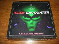 Board Game: Alien Encounter
