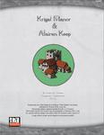 RPG Item: Krigat Manor & Afairen Keep