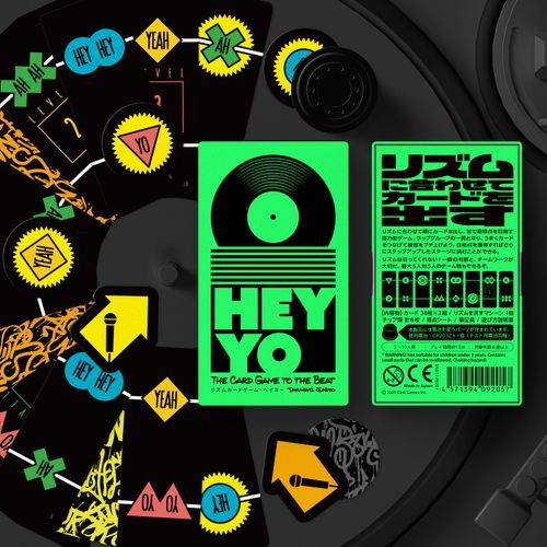 Board Game: Hey Yo
