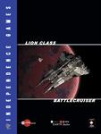 RPG Item: Lion Class Battlecruiser