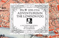Board Game: Holmes & Watson 1890-1914: Adventures in the London Fog