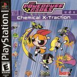 Video Game: The Powerpuff Girls: Chemical X-Traction