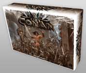 Board Game: Conan