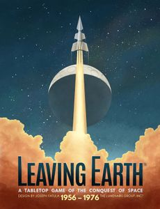 Leaving Earth game image