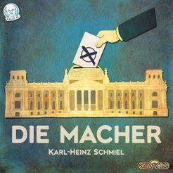 Die Macher Cover Artwork