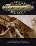 Issue: Savage Worlds Explorer 1 (2017)