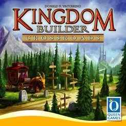 Kingdom Builder: Crossroads Cover Artwork