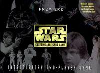 Board Game: Star Wars Customizable Card Game