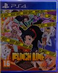 Video Game: Punch Line