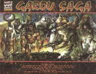 RPG Item: Who's Who Among Werewolves: Garou Saga