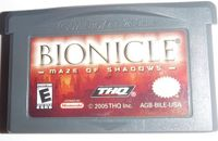 Video Game: Bionicle: Maze Of Shadows