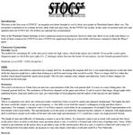 Issue: STOCS³ (Issue 1 - 1995)