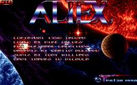 Video Game: Aliex