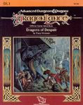 RPG Item: DL01: Dragons of Despair