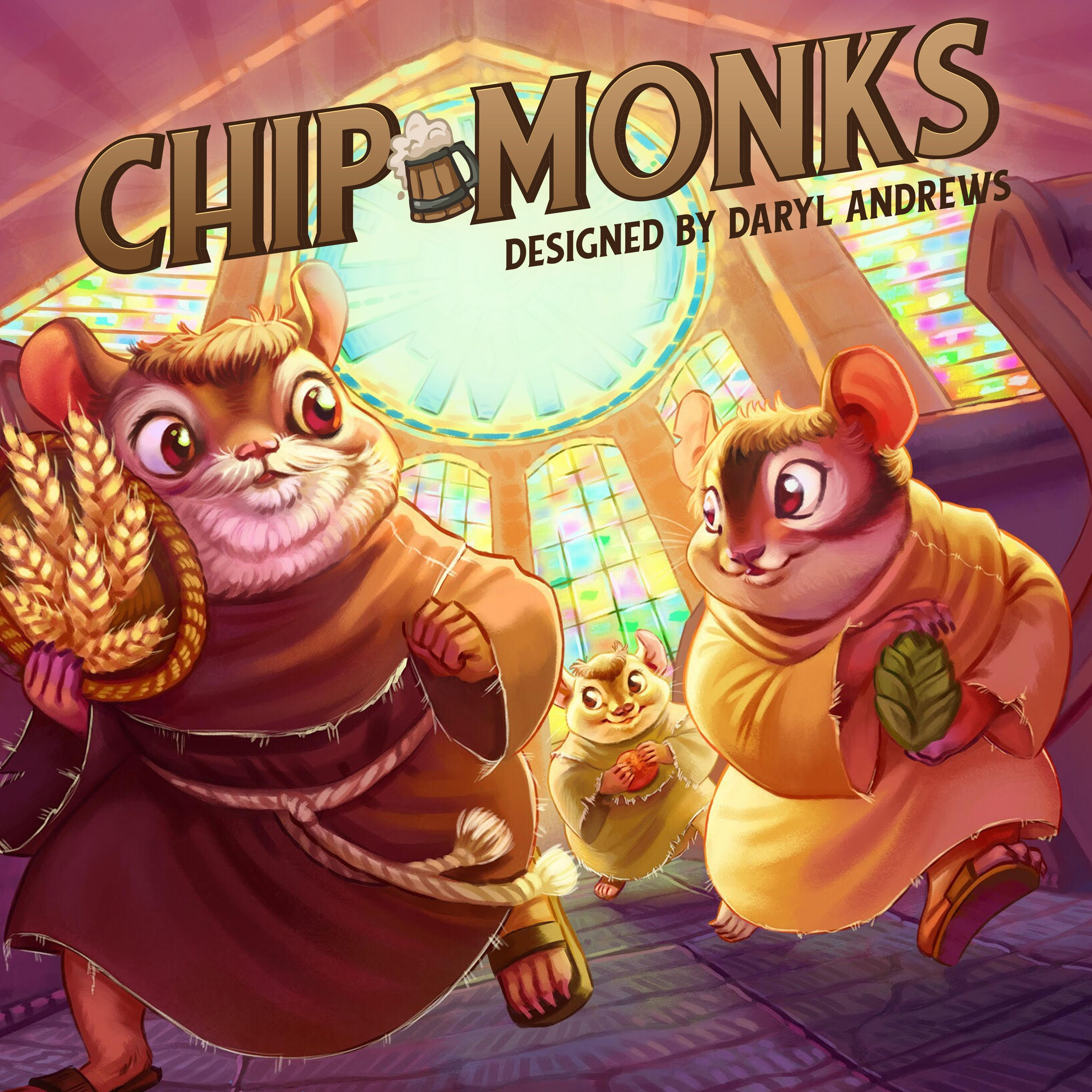 Chip Monks