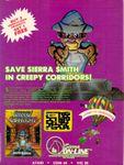 Video Game: Creepy Corridors