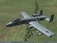 Character: Fairchild Republic A-10 Thunderbolt II