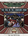 RPG Item: Tale of the Fabulous Four