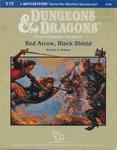 RPG Item: X10: Red Arrow, Black Shield