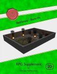 RPG Item: Battlemap: Bone Pit