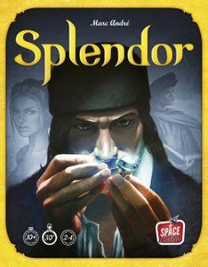 Splendor Cover Artwork