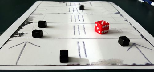 Board Game: Endless Nightmare