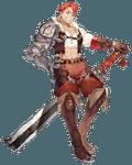 Character: Lent Marslink