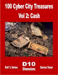 RPG Item: 100 Cyber City Treasures Vol 2: Cash