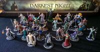 Board Game Accessory: Darkest Night: Miniatures Set