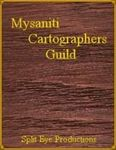 RPG Item: Mysaniti Cartographer's Guild: Streams & Rivers Symbol Catalog