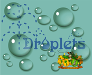 Board Game: Droplets