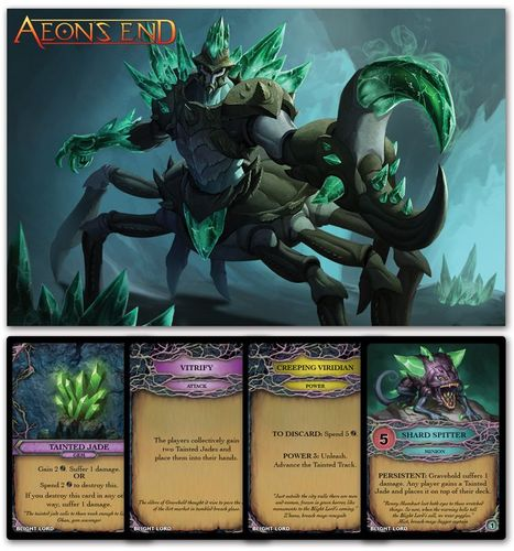 Board Game: Aeon's End