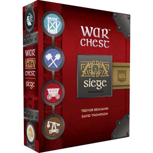 Board Game: War Chest: Siege