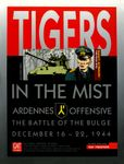 Board Game: Tigers in the Mist: Ardennes Offensive