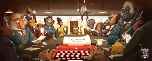 Board Game: Gorilla Marketing