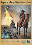 RPG Item: Legion of Liberty: Superheroes of 1776 - Optional Superpowers Companion Rules