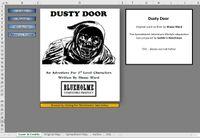 RPG Item: Dusty Door
