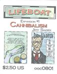 Board Game: Lifeboat Expansion #1: Cannibalism