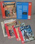 RPG: Rolemaster (1st, 2nd & Classic Editions)