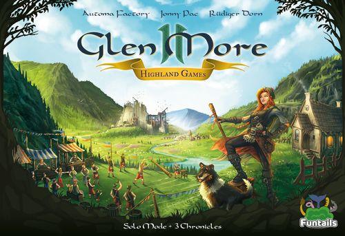 Board Game: Glen More II: Highland Games