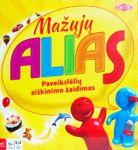 Board Game: Junior Alias