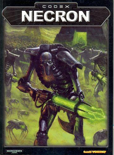 Board Game: Warhammer 40,000 (Third Edition): Codex – Necrons