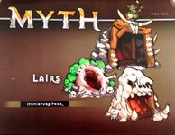 Board Game Accessory: Myth: Lairs