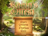 Video Game: Robin's Quest: A Legend Born