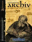 RPG Item: Aventurisches Archiv I
